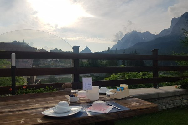 The breakfast Wellness Hotel Bladen