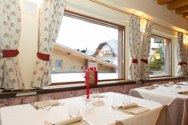 Il ristorante Sappada Bladen