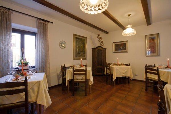 Il ristorante Sappada Cavallino