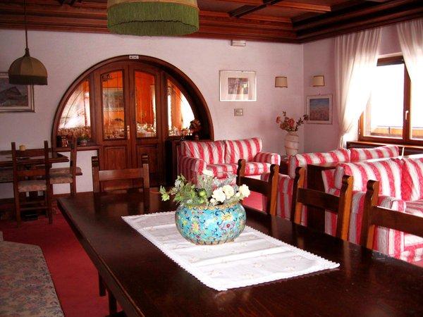 Le parti comuni Hotel Corona Ferrea