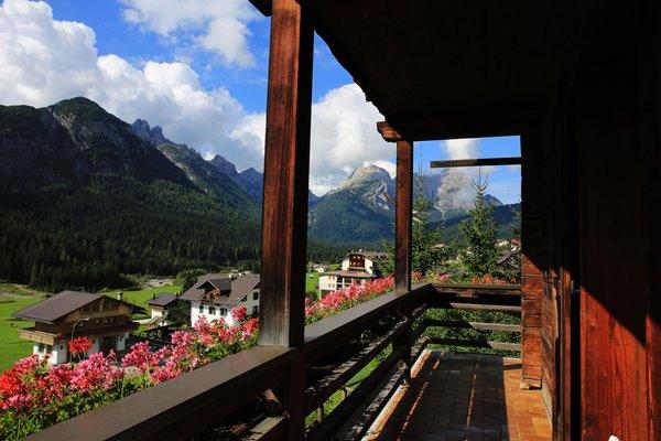 Foto del balcone Cristina