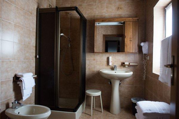 Foto del bagno Hotel Sport