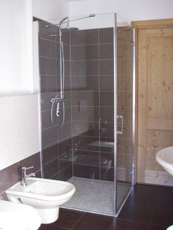 Foto del bagno Camere + Appartamenti Boccingher Cristina