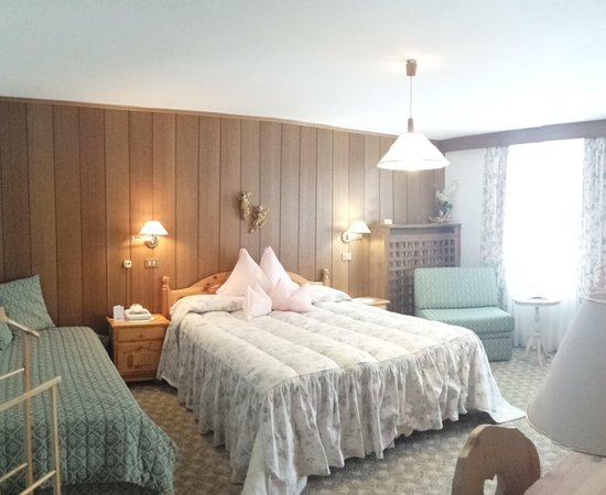 Foto della camera Camere + Appartamenti Boccingher Cristina
