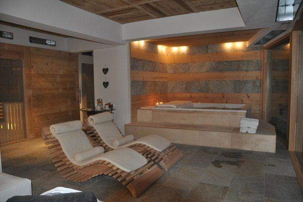 Foto del wellness Bed & Breakfast Le Coccole