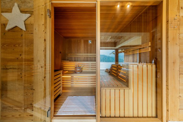 Photo of the sauna Sappada