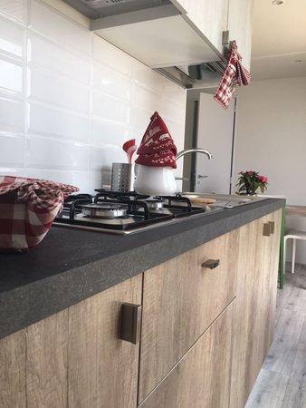 Foto della cucina Alpin Haus