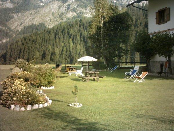 Foto del giardino Sappada