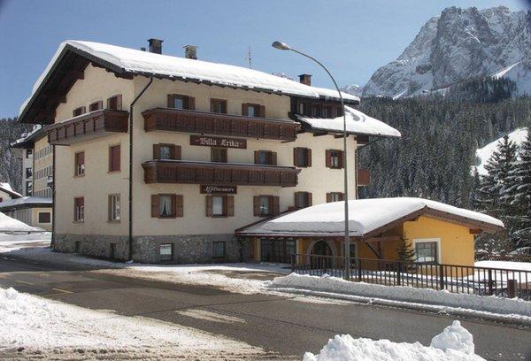 Foto invernale di presentazione Villa Erika - Bed & Breakfast