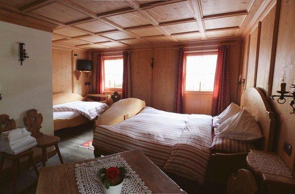 Foto della camera Camere in agriturismo Voltan Haus