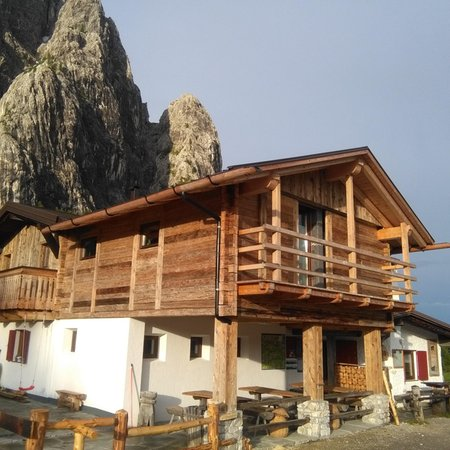 Photo exteriors in summer Sorgenti del Piave