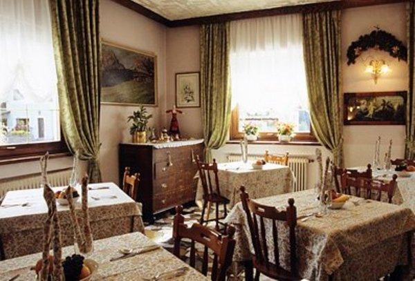 Il ristorante Sappada Valgioconda