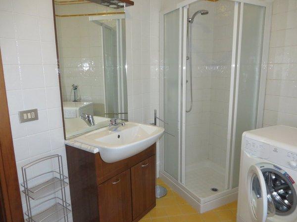Foto del bagno Appartamenti Casa Zilli Boccingher - Bach