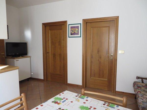 La zona giorno Appartamenti Casa Zilli Boccingher - Bach