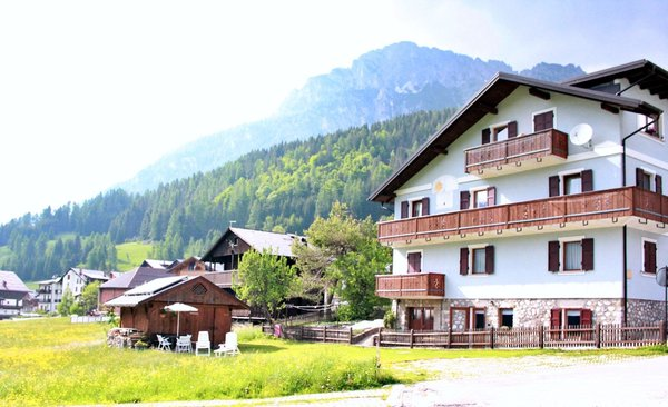 Sommer Präsentationsbild Ferienwohnungen Boccingher Gianfranco