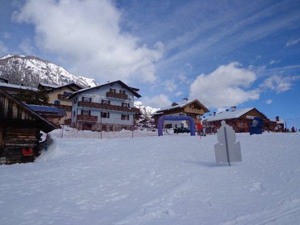 Winter Präsentationsbild Ferienwohnungen Boccingher Gianfranco