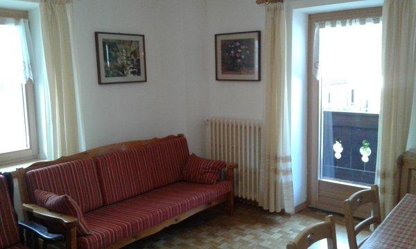 La zona giorno Colle Fontana Aldo - Appartamenti