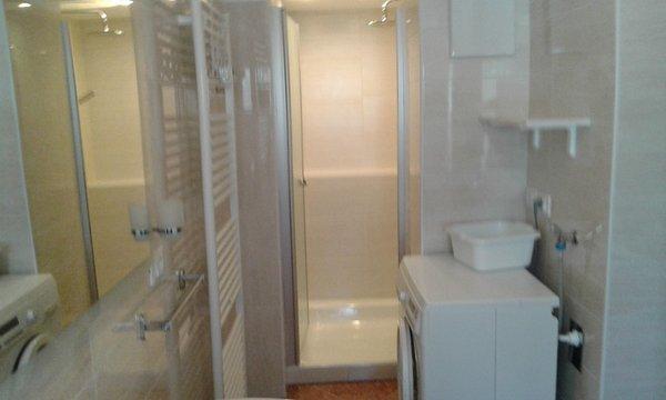 Foto del bagno Appartamenti Colle Fontana Aldo