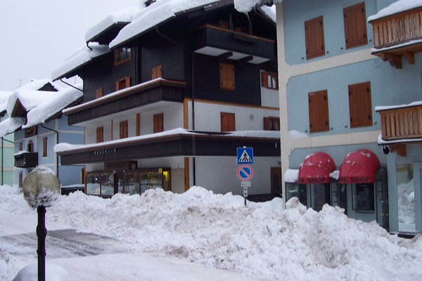 Foto invernale di presentazione Colle Fontana Aldo - Appartamenti