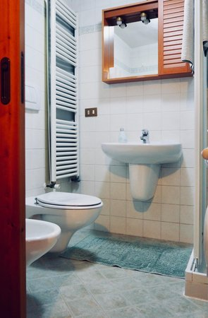 Photo of the bathroom Apartments De Betta Aida