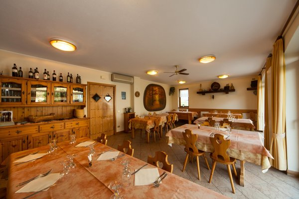 The restaurant Gordona (Valchiavenna) La Campagnola