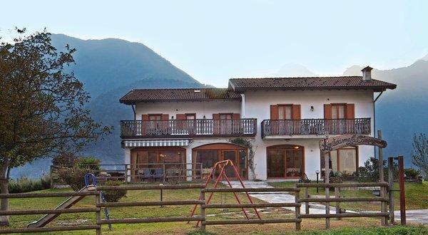 Photo exteriors in summer La Campagnola