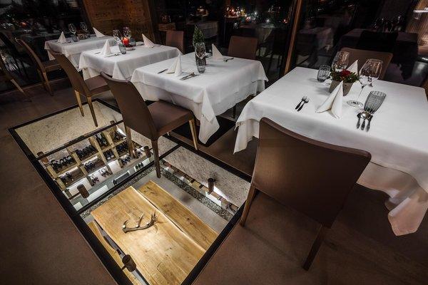 The restaurant Badia - Pedraces Stüa dla Lâ