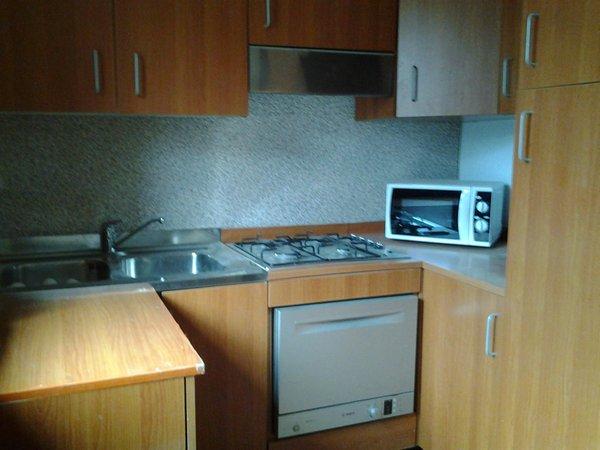 Photo of the kitchen Casa Zambon
