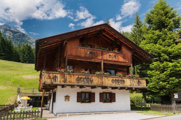 Foto estiva di presentazione Casa Semenzato - Appartamenti
