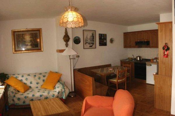 La zona giorno De Mattia Giuseppina - Appartamenti