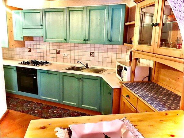Foto della cucina Fontana Marta e Serena