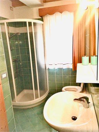 Foto del bagno Appartamenti Fontana Marta e Serena