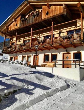 Foto invernale di presentazione Fontana Marta e Serena - Appartamenti