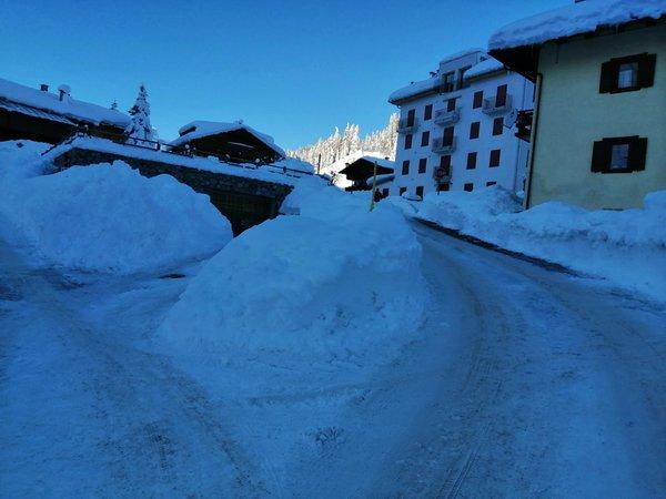 Bildergalerie Sappada und Comelico Winter