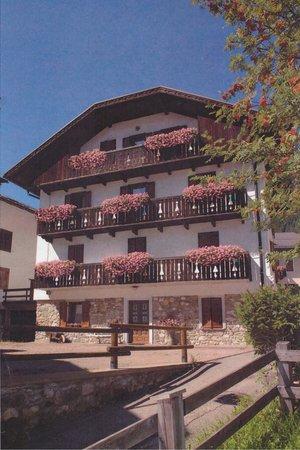 Foto estiva di presentazione Appartamenti Casa Zilli Boccingher - Granvilla