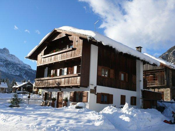 Winter Präsentationsbild Ferienwohnungen Piller Hoffer Cristian