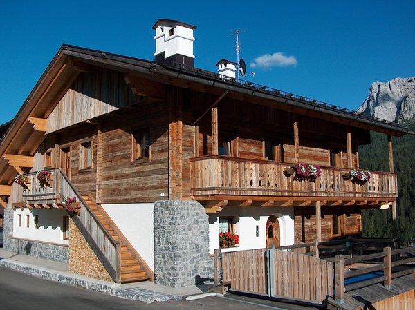 Foto Außenansicht im Sommer Kratter Alpenplick