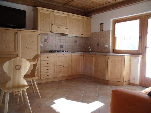 Foto della cucina Kratter Alpenplick