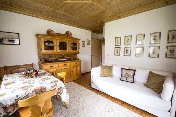 Der Wohnraum Ferienwohnung Ski Hike Apartment Lungoboite