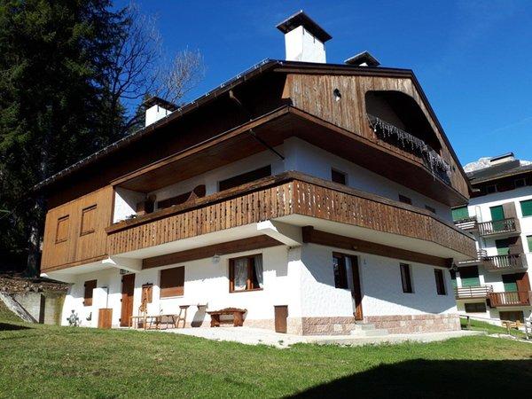 Sommer Präsentationsbild Ferienwohnung Ski Hike Apartment Lungoboite