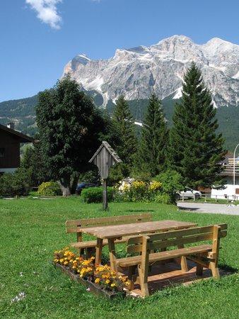 Photo of the garden Pecol (Cortina d'Ampezzo)
