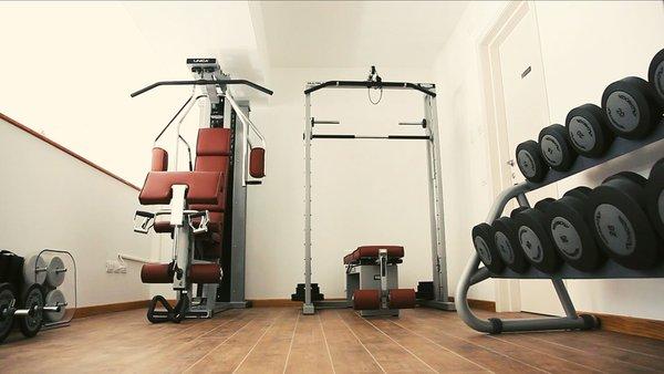 Foto della zona fitness Residence Cavanis Wellness & Private Spa