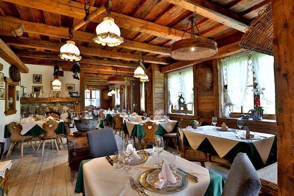 Il ristorante Sappada Mondschein