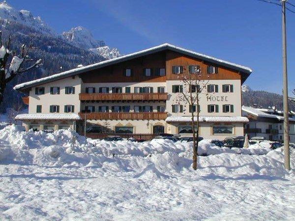 Foto invernale di presentazione Sport Hotel