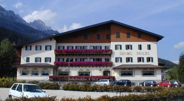 Foto estiva di presentazione Sport Hotel