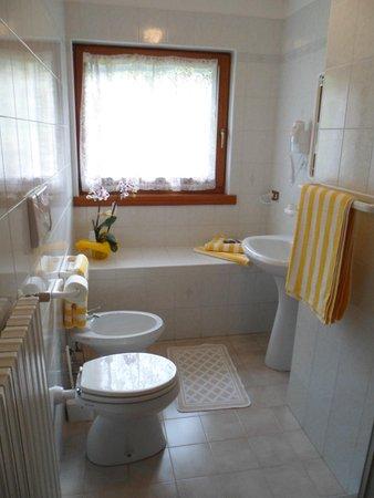 Photo of the bathroom Hotel D'La Varda