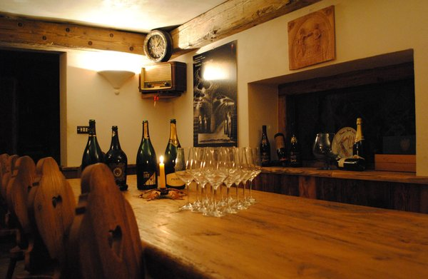 La cantina dei vini Santo Stefano di Cadore La Žìria