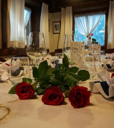 Il ristorante Santo Stefano di Cadore Krissin