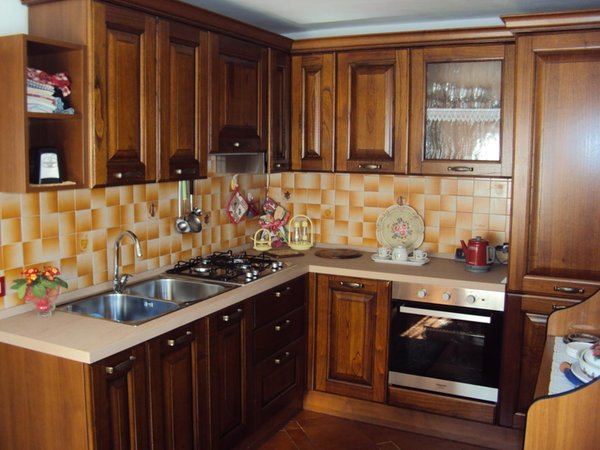 Photo of the kitchen Camere da Beppe