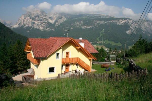 Foto estiva di presentazione Appartamenti Amonit